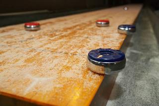 SOLO® Shuffleboard Movers Boise, Idaho.