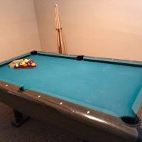 Fischer Single Slate 4x7 Foot Pool Table