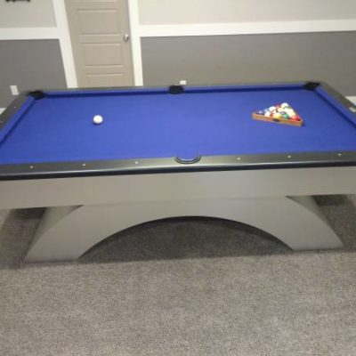 Reduced-Olhaussen 8' Tournament Pool Tab (SOLD)