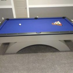 Reduced-Olhaussen 8' Tournament Pool Tab