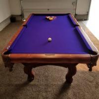 Presidential Billiards Biltmore Pool Table