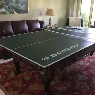 Murrey Pool Table