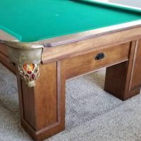 Beautiful 9'Pool Table