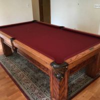 8ft Golden West Pool Table