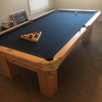 Custom Pool Table & Accessories