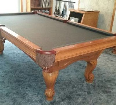 Brunswick Competition Pool Table