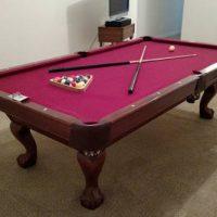 Brunswick Pool Table (SOLD)