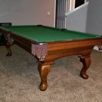 Selling Olhausen Pool Table