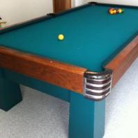 1929 Brunswick Challenger Snooker