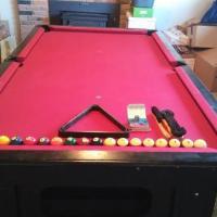 Pool Table Package