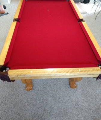 Honeywell Pool Table