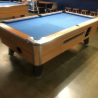 Commercial Pool Table