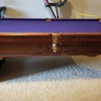 Olhausen Remington 8ft Pool Table