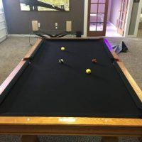 Brunswick Contendors Pool Table